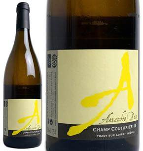 VDF シャン・クチュリエール  [2015] アレクサンドル・バン <白> <ワイン/ロワール>