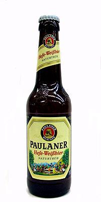 【 送料無料!】【ケース販売】パウラーナー ヘフェ ヴァイスビア(330ml×24)