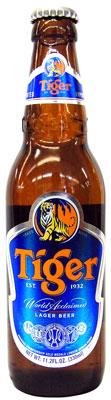 タイガービール 5.0% / 330ml / ピルスナー タイプ