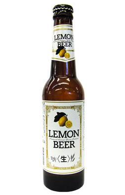 レモンビール 3.7% / 330ml / カクテルビール タイプ /