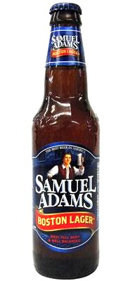 サミュエル アダムス ボストンラガー 4.8% / 355ml / ヴィエナ・ラガー タイプ