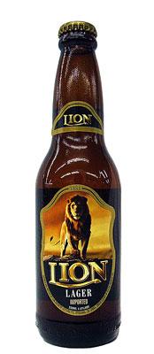 【 送料無料!】【ケース販売】 ライオン ラガー (瓶)(330ml×24)