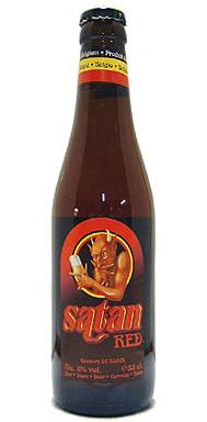 【 送料無料!】【ケース販売】 サタン レッド (瓶) (330ml×24)