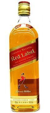 ジョニー ウォーカー 赤ラベル (ジョニ赤)40度 / 700ml / ブレンデッドウイスキー / 正規輸入品