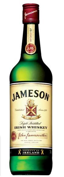 ジェムソン アイリッシュ 40度 / 700ml / アイリッシュウイスキー / 正規輸入品