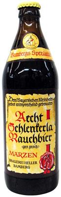 シュレンケルラ ラオホ メルツェン 5.1% 500ml / ドイツ / ラオホビール