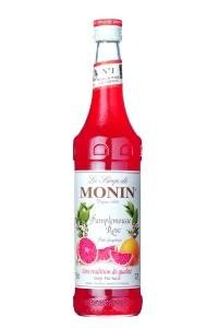 【在庫一掃セール!】モナン ピンクグレープフルーツ シロップ 700ml