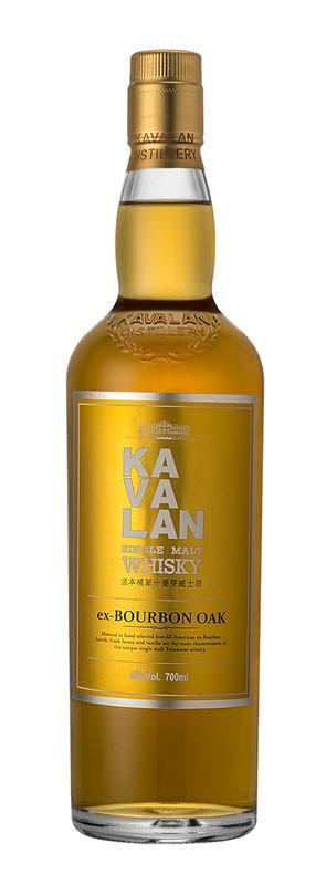 カバラン バーボンオーク シングルモルト 46% 700ml <ウイスキー/台湾>