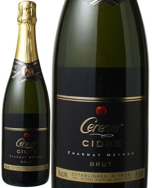 シードル ブリュット NV セレゼール <白> <ワイン/スパークリング>