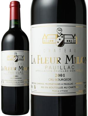 シャトー・ラ・フルール・ミロン [2001] <赤> <ワイン/ボルドー>