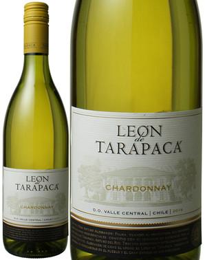 レオン・デ・タラパカ シャルドネ [2018] <白> <ワイン/チリ>