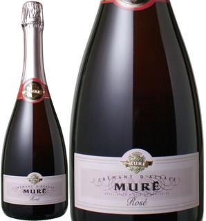クレマン・ダルザス ロゼ NV ミューレ <ロゼ> <ワイン/アルザス/スパークリング>