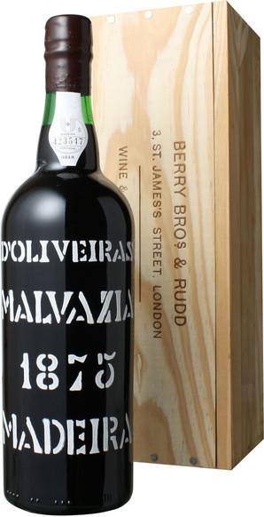 マデイラ マルヴァジーア [1875] ぺレイラ・ドリヴェイラ <白> <ワイン/ポルトガル>