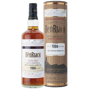ベンリアック 1998 ペドロヒメネス シェリーパンチョン 56.1度 700ml 【限定品】 <ワイン/シェリー>