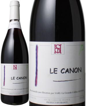 ル・カノン ルージュ・P [2007] ラ・グランド・コリーヌ <赤> <ワイン/ローヌ>