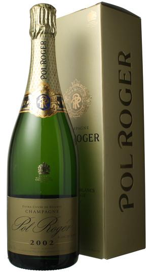 ポル・ロジェ ブラン・ド・ブラン・ヴィンテージ [2002] <白> <ワイン/シャンパン>