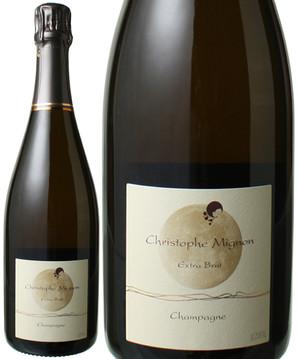 クリストフ・ミニョン エクストラ・ブリュット(ムニエ100%) NV <白> <ワイン/シャンパン>