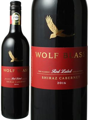 ウルフ・ブラス レッドラベル シラーズ/カベルネ [2016] <赤> <ワイン/オーストラリア>