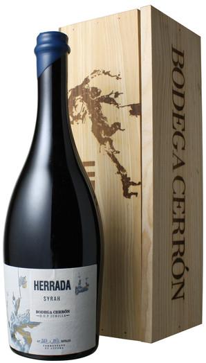 【20%OFF!!】ヘラーダ・シラー D.O.フミーリャ [2014] ヴィーニャ・セロン <赤> <ワイン/スペイン>