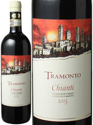 キャンティ・トラモント [2015] フォンタレオーニ (トスカーナ)<赤> <ワイン/イタリア>