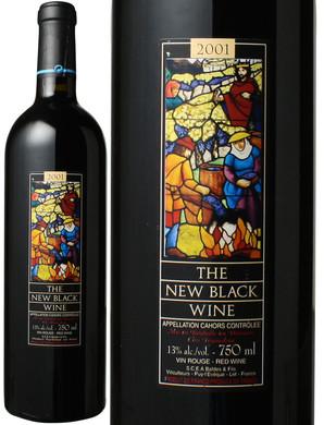 カオール ザ・ニュー・ブラック・ワイン [2001] ジャン・リュック・バルデス <赤> <ワイン/フランス南西部>