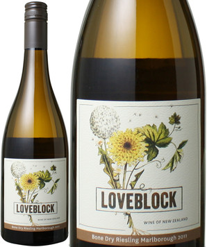 マールボロ リースリング [2011] ラブブロック <白> <ワイン/ニュージーランド>