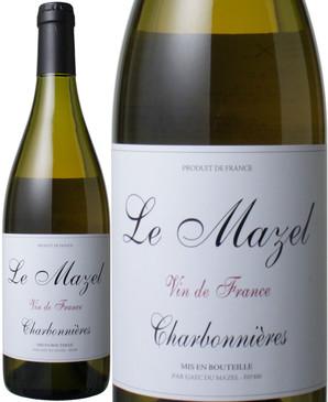 VDF ブラン・シャルボニエール [2001] ル・マゼル <白> <ワイン/ローヌ>