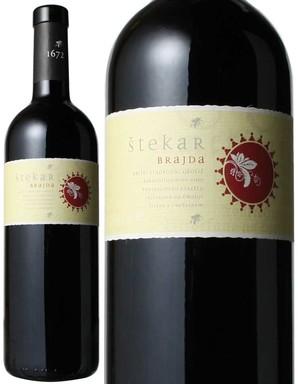 ブライダ・エルデーチャ (メルロー・カベルネ) [2003] クメティエ・シュテッカー <赤> <ワイン/スロヴェニア>