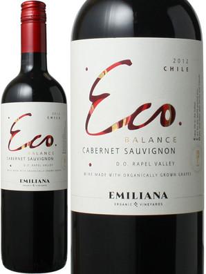 エコ・バランス カベルネ・ソーヴィニヨン [2017] エミリアーナ・ヴィンヤーズ <赤> <ワイン/チリ> ※ヴィンテージが異なる場合があります。