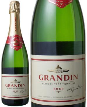 グランダン メトード・トラディショナル ブリュット NV <白> <ワイン/ロワール/スパークリング>