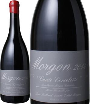 モルゴン コルスレット [2016] ジャン・フォワヤール <赤> <ワイン/ブルゴーニュ>
