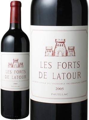 レ・フォール・ド・ラトゥール [2005] <赤> <ワイン/ボルドー>