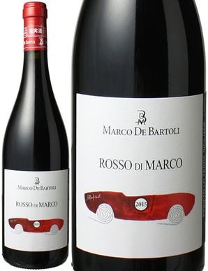 ロッソ・ディ・マルコ [2015] デ・ バルトリ <赤> <ワイン/イタリア>
