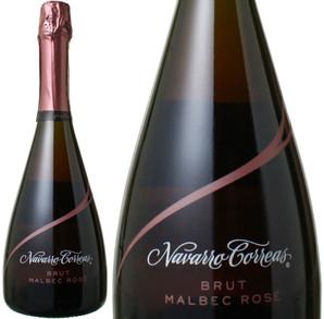 マルベック・ロゼ ブリュット NV ボデガ・ナバロ・コレアス <ロゼ> <ワイン/アルゼンチン/スパークリング>