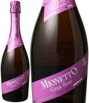 プレステージ コレクション グラン・ロゼ エクストラ・ブリュット NV ミオネット <ロゼ> <ワイン/スパークリング>