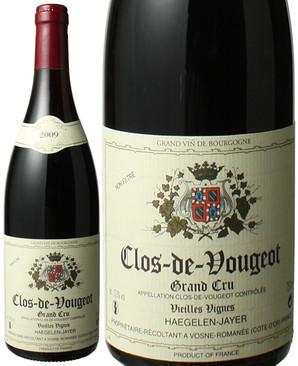 クロ・ド・ヴージョ [2009] エジュラン・ジャイエ <赤> <ワイン/ブルゴーニュ>