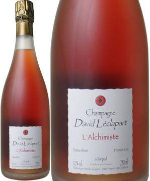 ダヴィッド・レクラパール ラルシミスト [2009] <ロゼ> <ワイン/シャンパン>