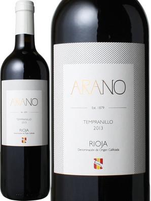 クネ アラーノ テンプラニーリョ [2013] C.V.N.E.社 <赤> <ワイン/スペイン>