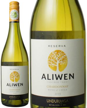 アリウェン レセルバ(レゼルバ) シャルドネ [2016] ウンドラーガ <白> <ワイン/チリ> ※ヴィンテージが異なる場合があります。