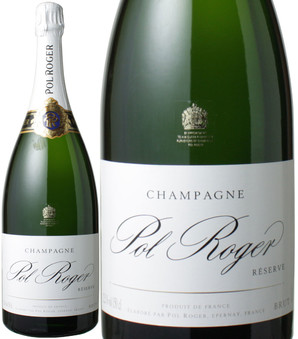 ポル・ロジェ ブリュット・レゼルヴ 1500ml NV <白> <ワイン/シャンパン>