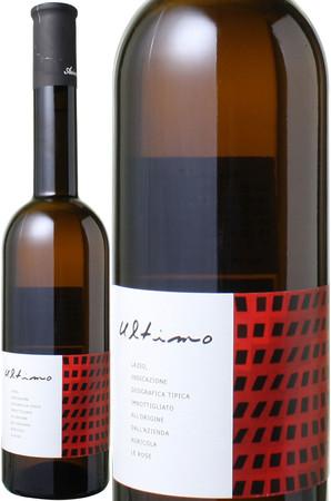 ウルティモ 500ml [2009] レ・ローゼ <白> <ワイン/イタリア>