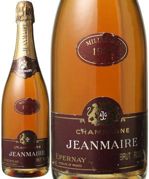 ジャンメール ブリュット・ロゼ [1981] <ロゼ> <ワイン/シャンパン>