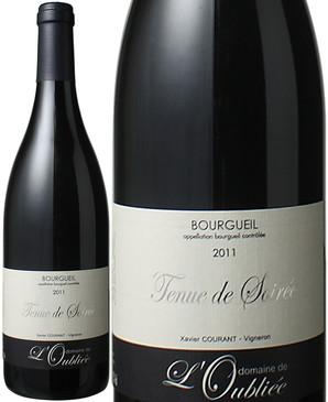 ブルグイユ トゥニュ・ド・ソワレ [2011] ドメーヌ・ド・ルブリエ <赤> <ワイン/ロワール>