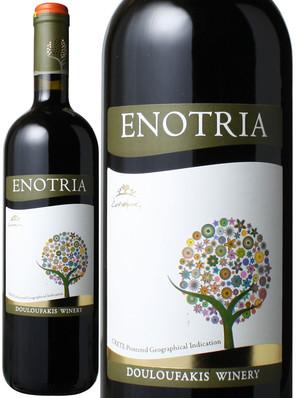 エノトリア・レッド [2017] ドゥルファキス・ワイナリー <赤> <ワイン/ギリシャ>