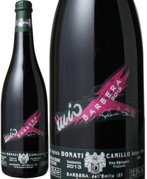 バルベーラ フリッザンテ [2013] カミッロ・ドナーティ <赤> <ワイン/スパークリング>