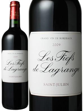 レ・フィエフ・ド・ラグランジュ [2009] <赤> <ワイン/ボルドー>