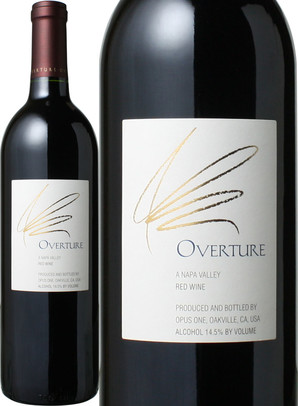オーヴァチュア NV <赤> <ワイン/アメリカ>