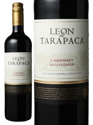 レオン・デ・タラパカ カベルネ・ソーヴィニヨン [2018] <赤> <ワイン/チリ>