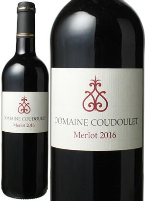 ペイドック・メルロー [2016] ドメーヌ・クードレ <赤> <ワイン/フランス> (コルク栓)