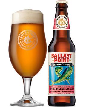 バラストポイント ウォーターメロン ドラド 10.0% 355ml <ビール/アメリカ>